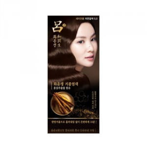 Краска для волос RYOE Hwayunsaeng Bubble Hair Colouring 80g(1step+2step)