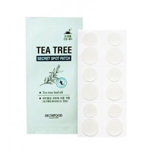 SKINFOOD Tea Tree Secret Spot Patch (1sheet)