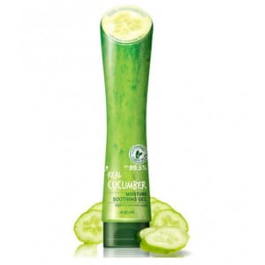 WELCOS Real Cucumber Moisture Soothing Gel 250ml
