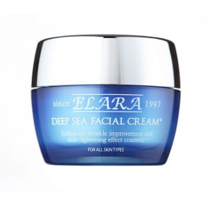 ELARA Goddess Cream Plus ( Deep Sea Facial Cream Plus ) 60ml
