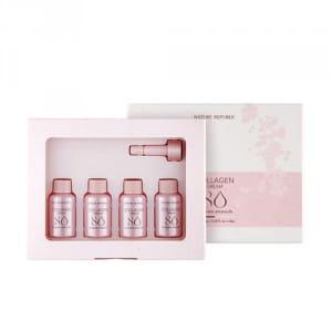 Коллагеновое средство для питания кожи NATURE REPUBLIC Collagen Dream 80 Program Ampule 9ml* 4ea