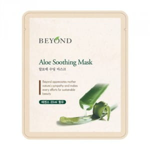 BEYOND Aloe Soothing Mask Sheet 23.5g