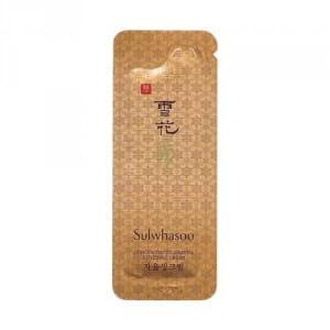 Концентрированный крем с экстрактом женьшеня Sulwhasoo Concentrated ginseng renewing cream 1ml*10ea