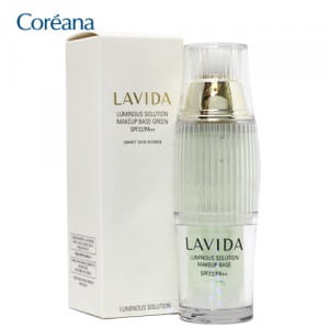 Coreana Lavida Luminous Solution Makeup Base Green 40ml