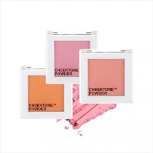 TONY MOLY Cheektone Single Blusher [Powder] 4.2g