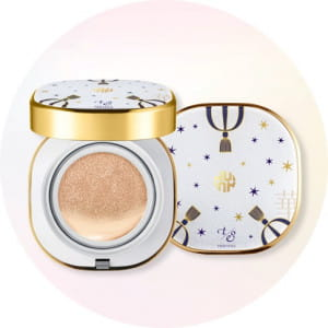 OHUI X Yang tae oh 4th Star Edition Ultimate Cover CC Cushion 15g*3ea SPF50+ PA+++