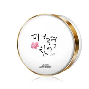 LALAVESI Akma Cushion (GOLD LOVE KOREAN EDITION)