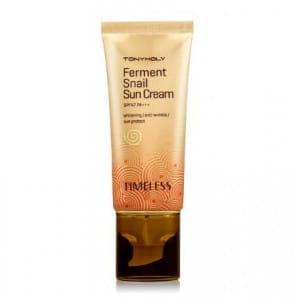 Tony Moly Ferment Snail Sun Cream SPF47PA+++