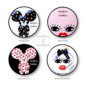 BANILA CO X IPHORIA It Radiant CC Cover Cushion