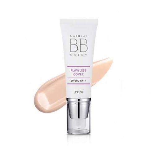 ВВ крем с защитой ультрафиолета A'Pieu Flawless Cover BB Cream SPF30 PA++ 40ml