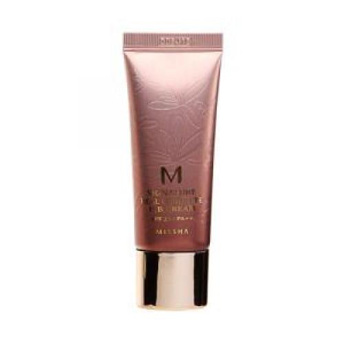 Обогащенный растительными экстрактами ВВ крем Missha M Signature Real Complete BB Cream 20g