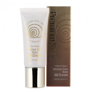 Tony Moly Intense Care Snail BB Cream SPF45 PA+++ 50ml