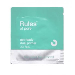 Комбинированный продукт Too Cool Rules of Pore Get Ready Dual Primer  1 ml*10ea