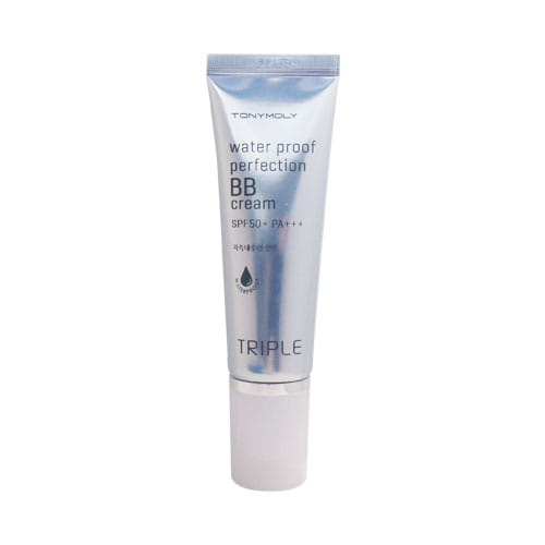 Водоотталкивающий ВВ крем Tony Moly Water Proof Perfection BB Cream SPF50+ PA+++ 50ml