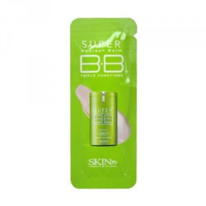 Многофункциональный ВВ-крем Skin79 Super plus beblesh balm triple functions #green SPF30 PA++1ml*10ea