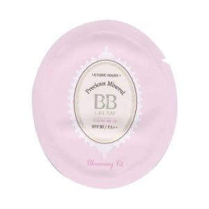 Минеральный  ВВ крем Etude Precious mineral bb cream blooming fit SPF30 PA++ 1ml*10ea