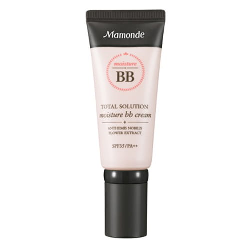 Увлажняющий ВВ крем Mamonde Total Solution Moisture BB SPF35/PA++ 40ml