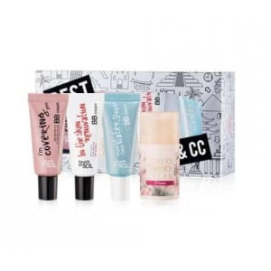 Комплект из 4  ВВ кремов  Touch In Sol Korean Special glow Kit