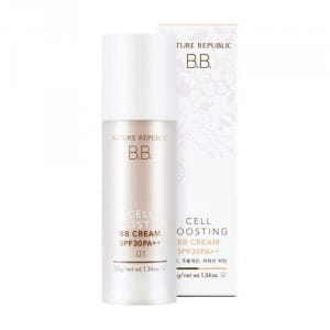 NATURE REPUBLIC Cell Boosting BB Cream 38g
