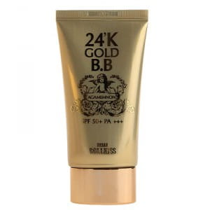 ВВ-крем Urban Dollkiss Agamemnon 24K gold BB cream #23 natural, SPF 50+ PA +++, 50ml