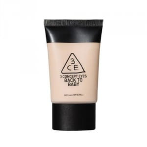 STYLENANDA 3 Concept Eyes Back To Baby BB Cream SPF35 PA++ 30ml