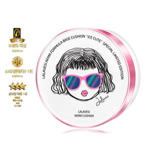 [MERRYSHOP] LALAVESI Akma Cushion Summer Vacation 20g