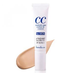 BANILA CO It Rradiant Multiple CC For Men 30ml SPF35 PA++