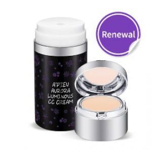 APIEU Aurora Luminous CC Cream 30ml & Luminous Concealer 2.9g