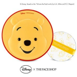 [E] THE FACE SHOP CC Cooling Cushion (Disney Edition) SPF42 PA+++ 15g