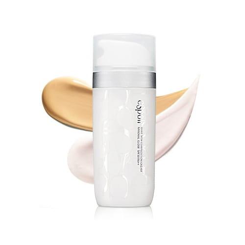 СС-крем для придания сияния коже лица Espoir Bare Skin complexion cream mineral glow SPF30 PA++ 30ml
