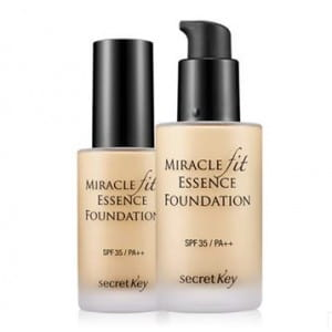 SECRETKEY Miracle fit essence foundation 30ml
