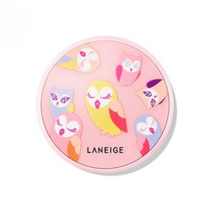 LANEIGE BB Cushion Whitening SPF50+ PA+++ (LUCKY CHOUETTE Edition) 15g*2