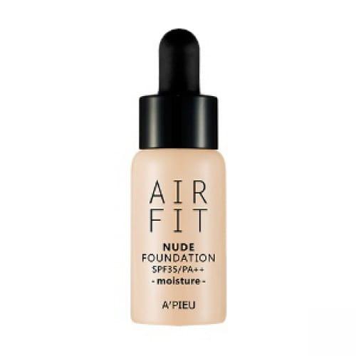 APIEU Air-fit Nude Foundation Moisture SPF35 PA++18g
