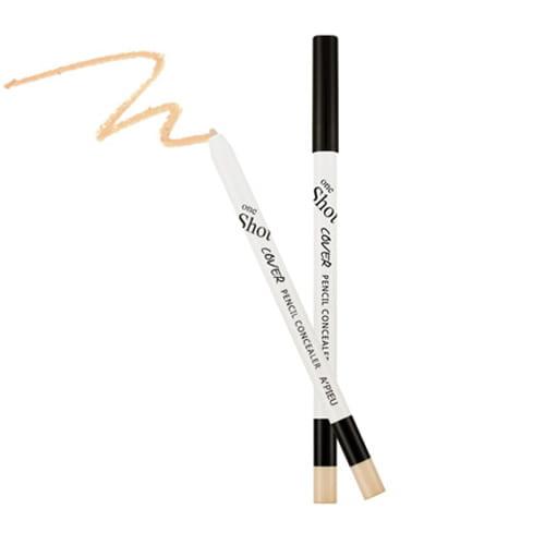 Консилер для коррекции недостатков A'Pieu One Shot Cover Pencil Concealer 0.5g