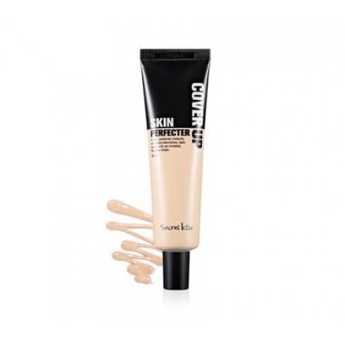 ВВ крем с растительными экстрактами Secret Key Cover up Skin perfecter 30ml