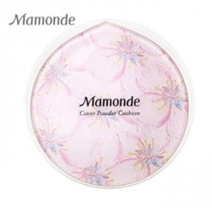 Mamonde Cover Powder Cushion SPF50/PA+++[15g.+refill15g.]
