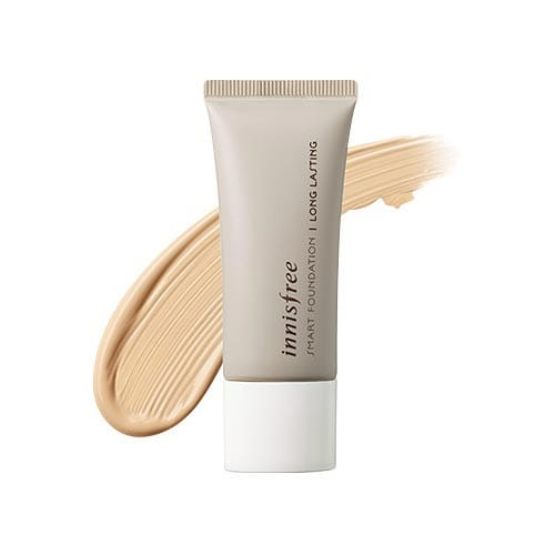 Стойкая тональная основа для кожи лица Innisfree Smart Foundation-Long Lasting SPF30 PA++ 15ml