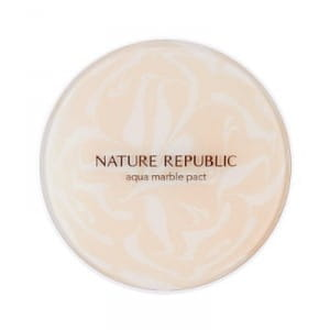 NATURE REPUBLIC Nature Origin Aqua Marble Pact 14g