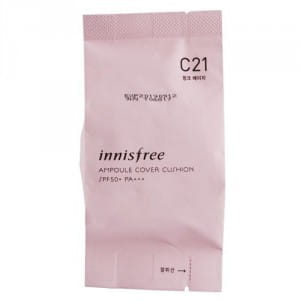 INNISFREE Ampoule Cover Cushion SPF50+ PA+++ Refill 14g