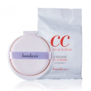 BANILA CO It Rradiant CC Cushion Refill 15g SPF35 PA++