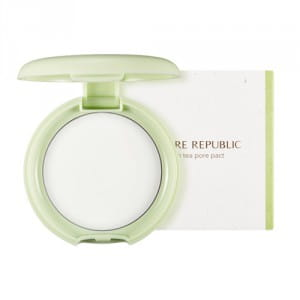 NATURE REPUBLIC Green tea Pore Pact 8.5g