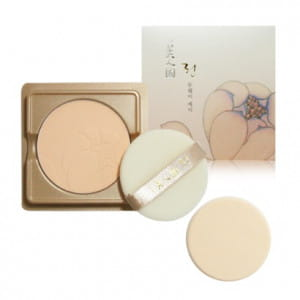 THE FACE SHOP Myunghan Miindo Two Cake (Refill) 12g SPF35 PA+++