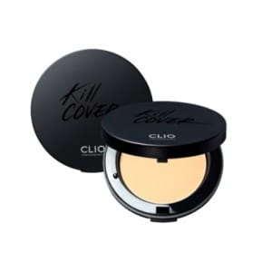 Пудра CLIO Kill Cover Highest Wear Pact 12g