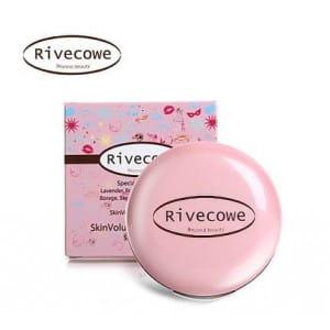 [MERRYSHOP] RIVECOWE Skin volume Powder Pact