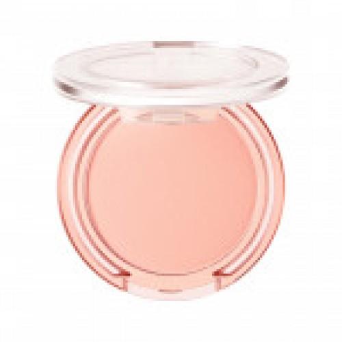 Миниатюрные компактные румяна Tonymoly Pikachu mini cushion blusher (pokemon edition) 9g