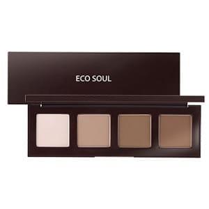 THESAEM Eco Soul Contour Palette 2g*4