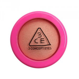 STYLENANDA 3 Concept Eyes Pink Pink Bold Blush 4g #BABA PEACH (10% SALE)