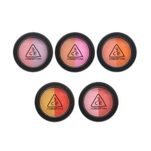 STYLENANDA 3 Concept Eyes Duo Color Face Blush