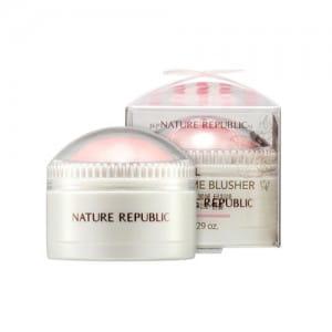 Румяна NATURE REPUBLIC Botanical Apple Dome Blusher 8.5g