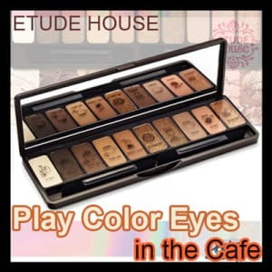 ETUDE HOUSE Play Color Eyes In The Cafe 10colors